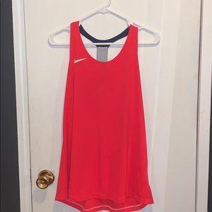 Athletic Nike tank